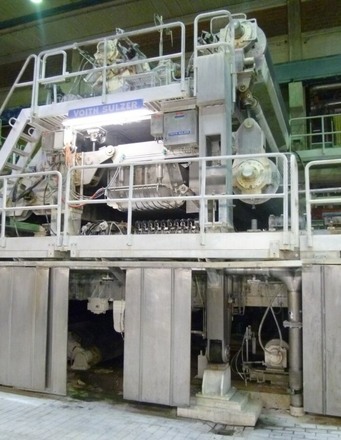MF-Paper Machines