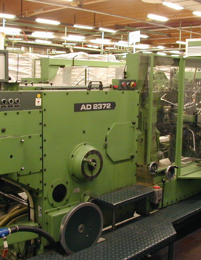 Sack and Bag Machines